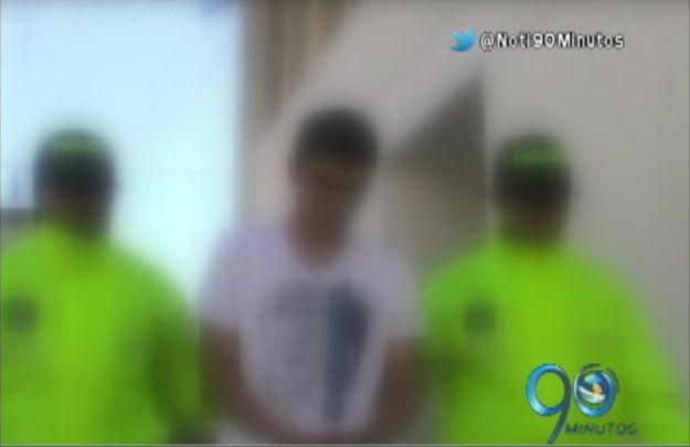 Dos menores fueron capturados por extorsión en Tuluá