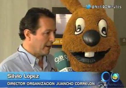 Organización Juancho Correlón presentó su calendario deportivo