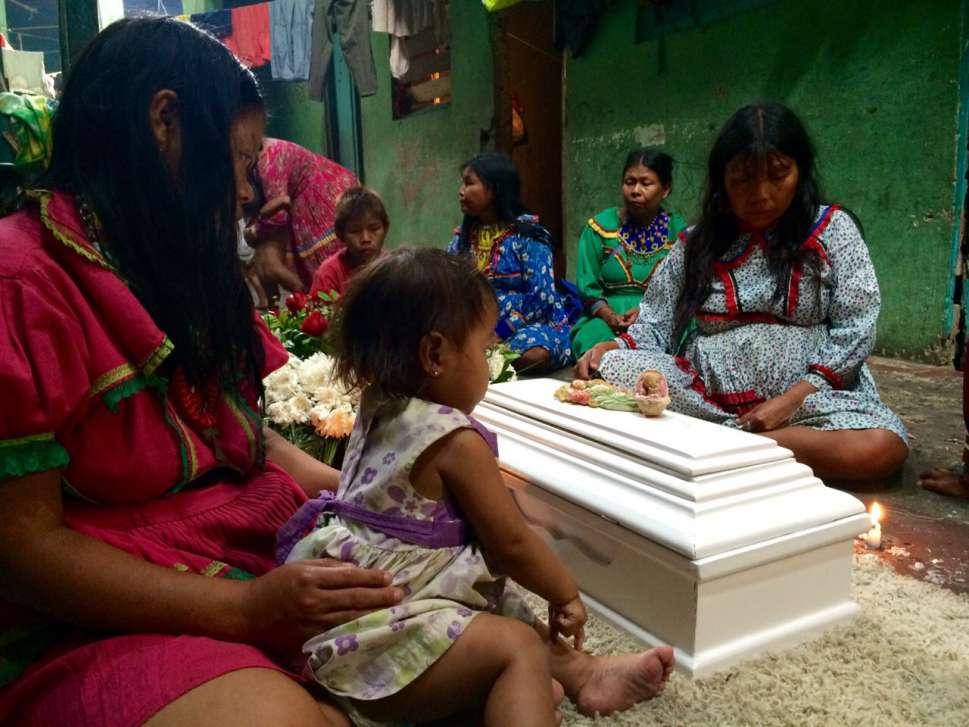 Defensor Regional habló sobre la situación de los Embera Katío