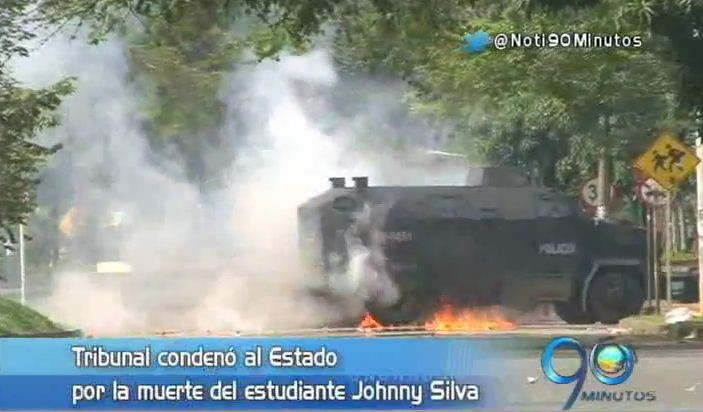 Reconocen indemnización a la familia de Johnny Silva después de 10 años