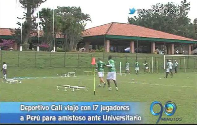 Las noticias sobre Deportivo Cali, Orlando Duque y Selección Colombia