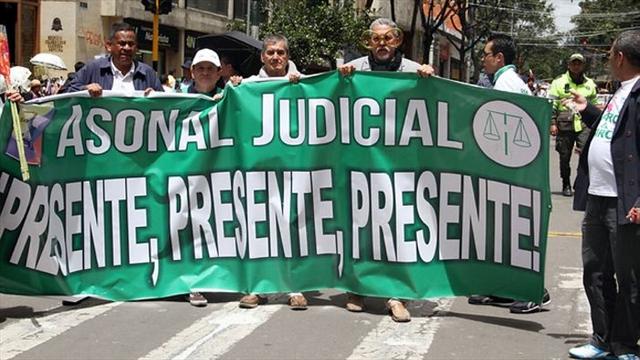 Ya tenemos fecha para volver a paro judicial: Fredy Machado