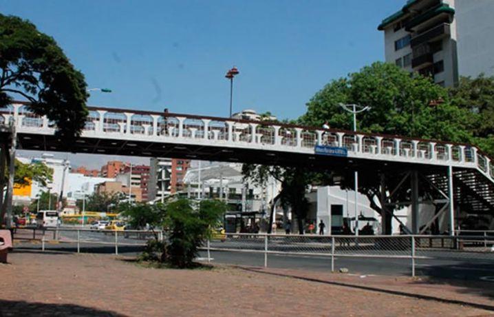Desmonte del puente del CAM se realizaría en dos meses