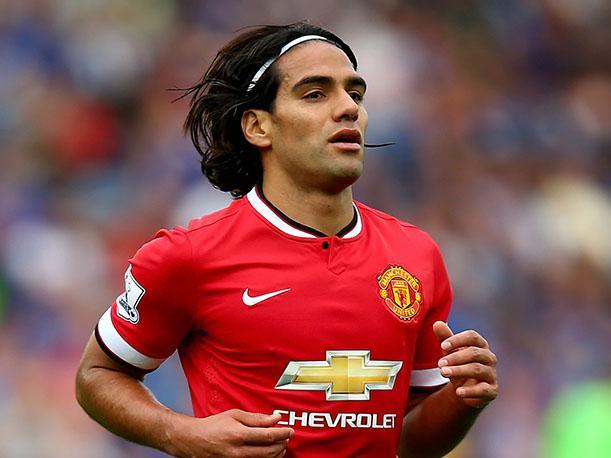 Incertidumbre por el futuro de Falcao en el Manchester United