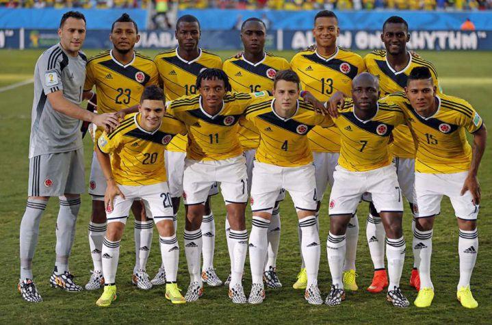 Colombia inició el año 2015 en el pódium del Ranking de la Fifa