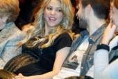 """Shakira invitó a """"todo el mundo"""" a su Baby Shower"""