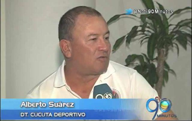 El vallecaucano Alberto Suárez está cerca de regresar al Cúcuta a la 'A'