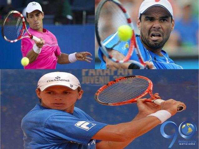Los tenistas colombianos ya tienen sus rivales en el Australian Open