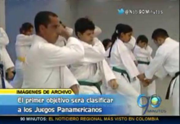 El Técnico de la Selección Colombia de Karate es vallecaucano