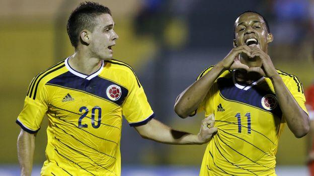 Colombia empató ante Uruguay y clasificó al Mundial Sub 20