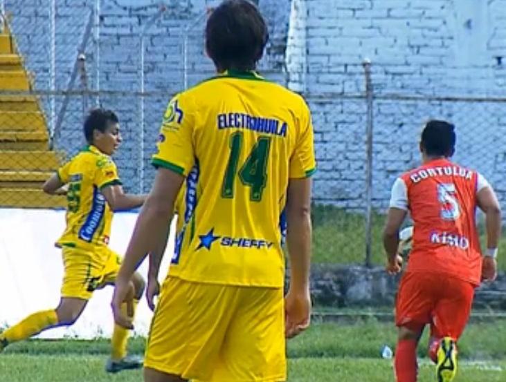 Cortuluá no pudo con Atlético Huila y cayó en casa por la mínima diferencia