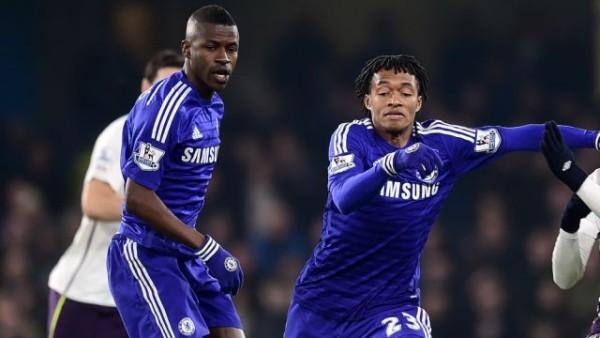Cuadrado podría jugar su primera final con el Chelsea