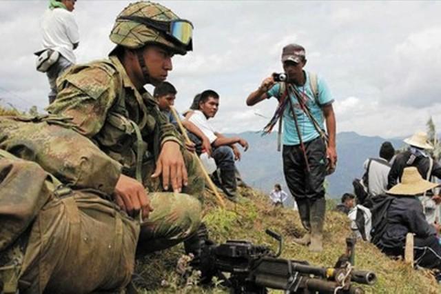 Fue un accidente: Ejército sobre muerte de indígena en Silvia, Cauca