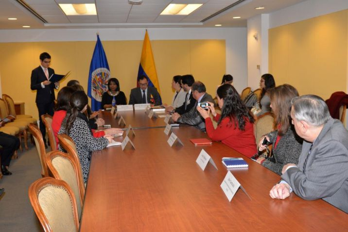 OEA y SENA se unen para dar un mejor futuro a la educación colombiana