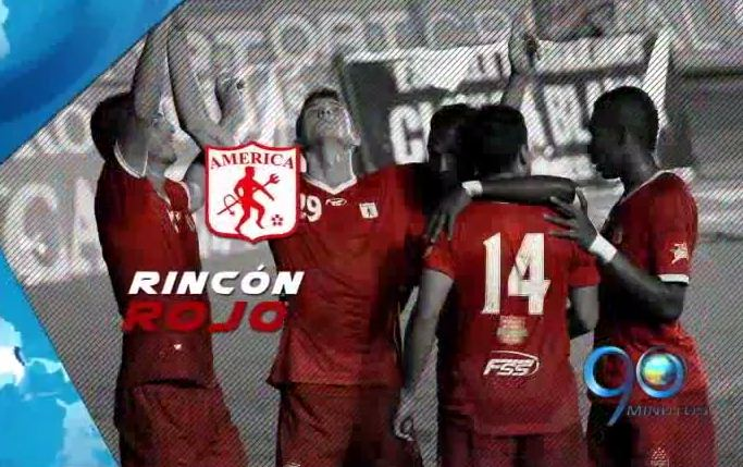 Rincón Rojo: América prepara su partido con Valledupar