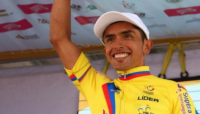 Miguel Ángel Rubiano liderará al Team Colombia en Lugano