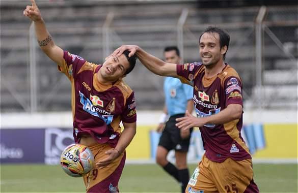 Amarga presentación del Deportivo Cali, el Tolima lo goleó 4-1