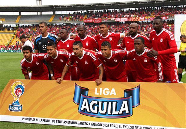 América venció a Depor F.C en la primera fecha de la Copa Águila