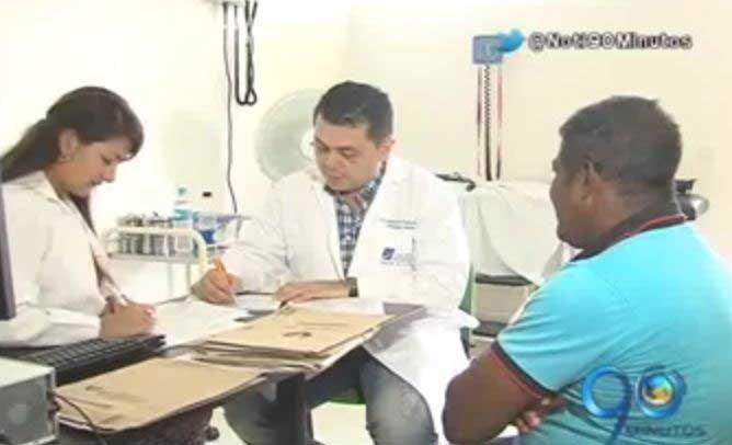 Cien niños atendidos en Tumaco durante brigada médica