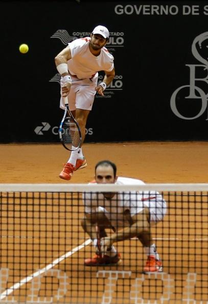 Cabal y Farah campeones en dobles del ATP 250 disputado en Sao Paulo