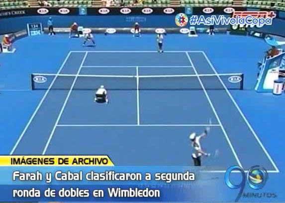 Cabal y Farah a cuartos de final del ATP 205 de Sao Paulo