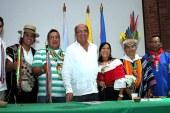 Los Cabildos indígenas cuentan con nuevos gobernadores