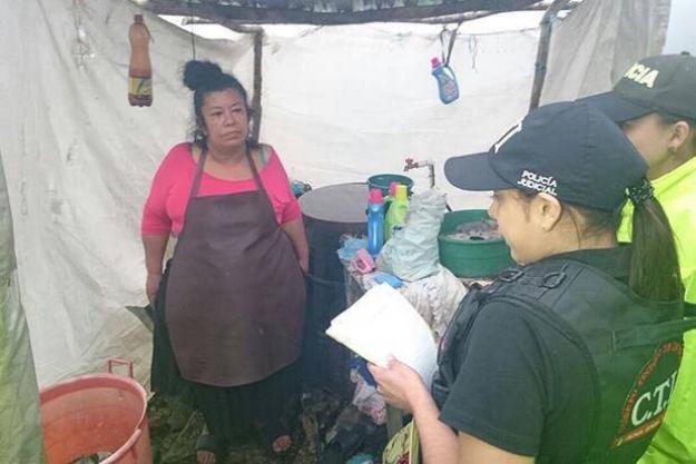 Dictan medida de aseguramiento contra Luz Mila Artunduaga