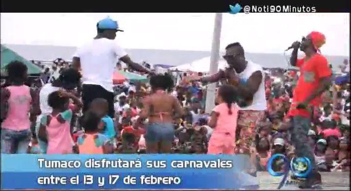 Así se prepara Tumaco para su carnaval en las playas de El Morro