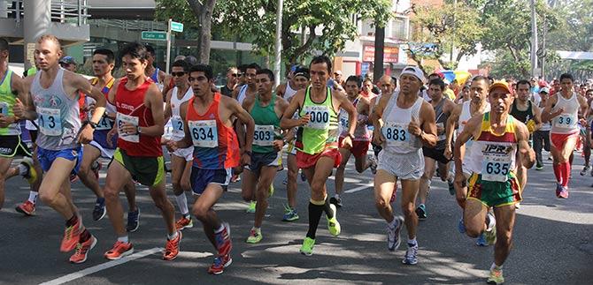 Juancho Correlón iniciará el año correriendo por el medio ambiente