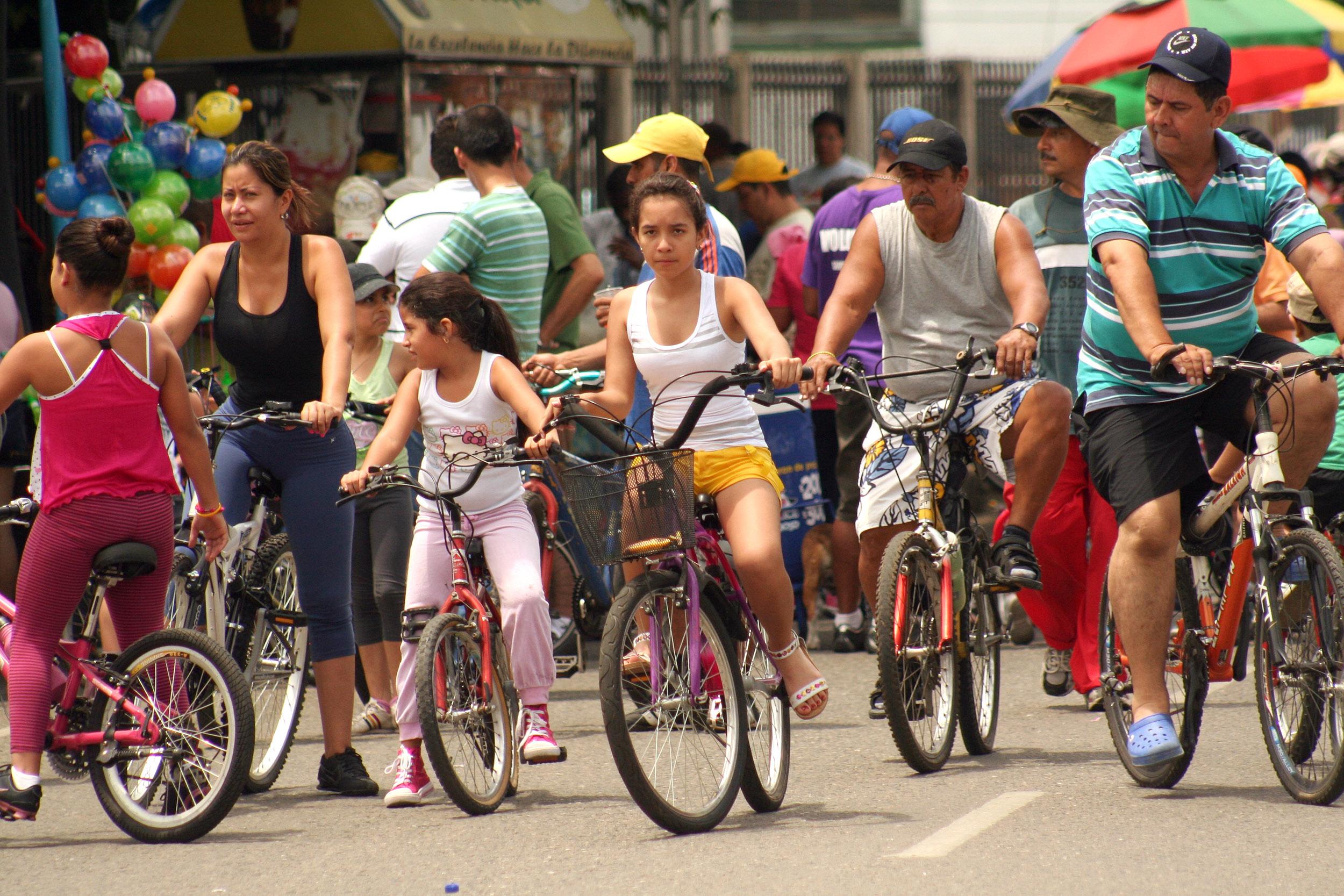 Este domingo vuelve la Ciclovida por las calles caleñas