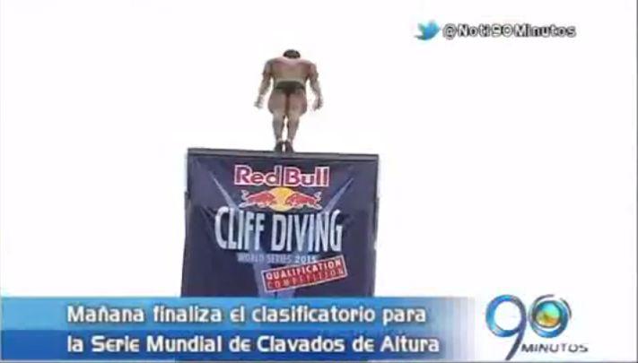 Cristian Arayón, muy cerca de clasificar al Mundial de Clavados