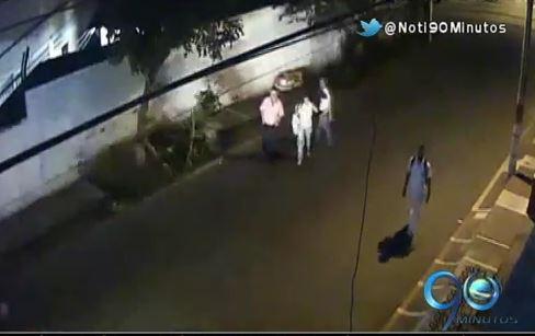 Concejal Rojas presentó video que lo exoneraría de culpa en el accidente