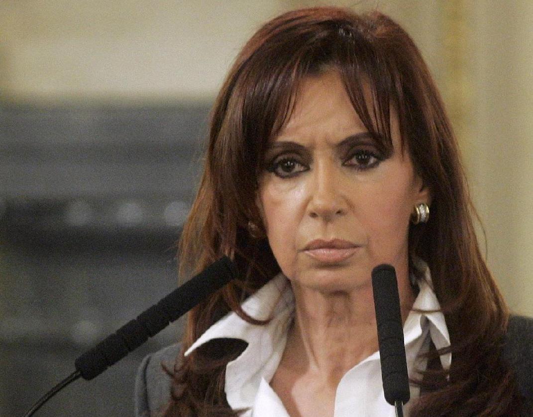 Cristina Kirchner fue imputada por presunto encubrimiento a iraníes