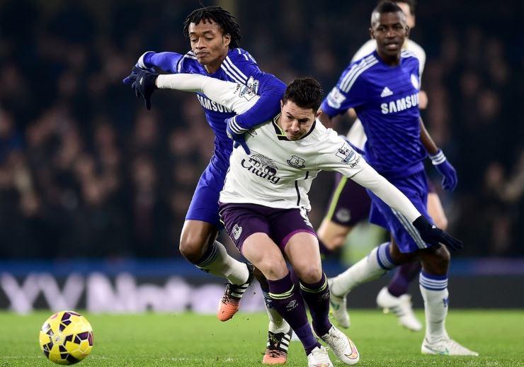 Cuadrado jugó 70 minutos con el Chelsea y levantó elogios