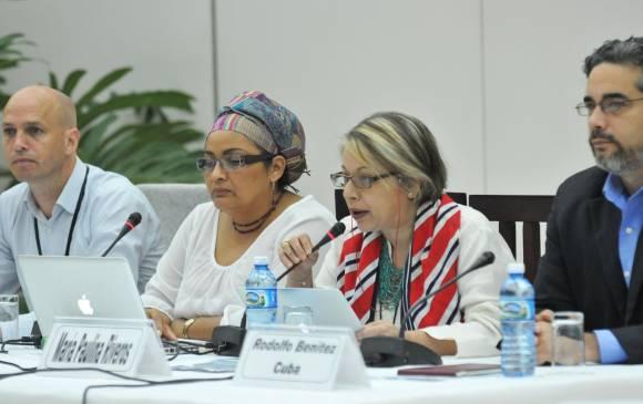 Delegación de expertos en temas de género ya llegó a La Habana