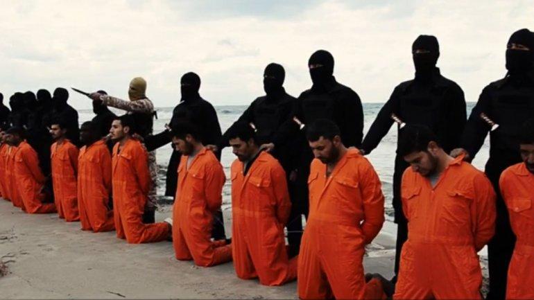 Indignación por ejecución de 21 cristianos coptos en Libia por el Estado Islámico