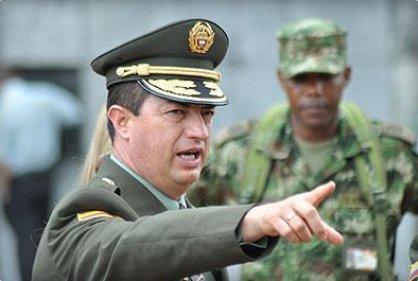 Se entregó a las autoridades el retirado Fabio Castañeda