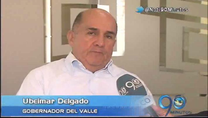 Compromisos del Gobernador ante vías deterioradas del Valle