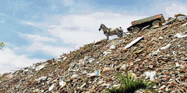 Cali, en estado crítico con sus 140 botaderos de basura