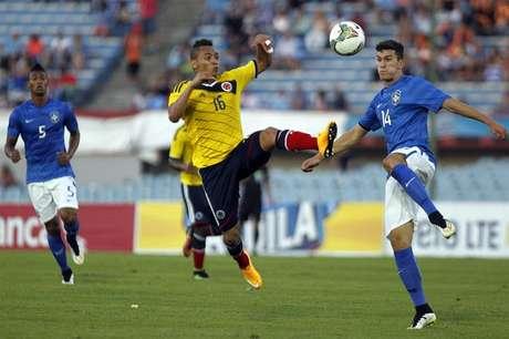 Colombia derrotó 3-0 a Brasil y logró derecho a repechaje en los Olímpicos
