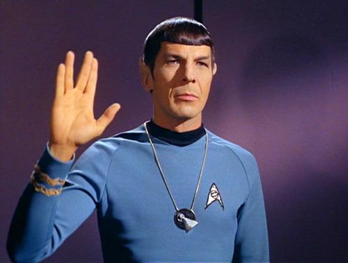 Falleció el actor Leonard Nimoy, mejor conocido como Mr. Spock