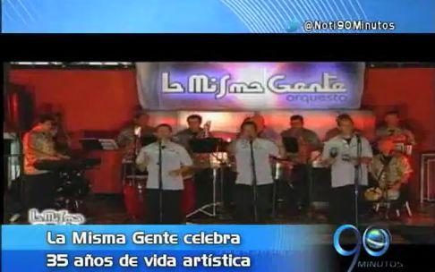 La Misma Gente celebra sus 35 años con nueva producción