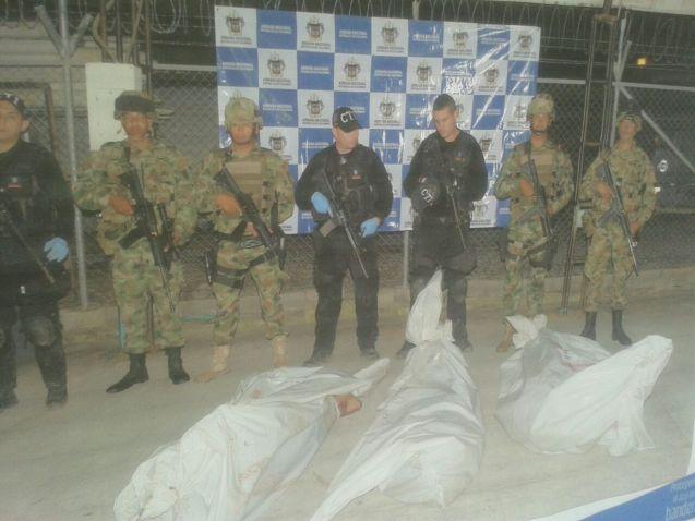 Dos personas en poder de las Farc fueron rescatadas por el Ejército en Nariño