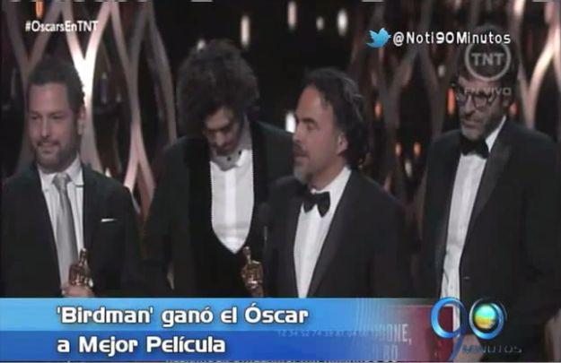 Los mejores momentos de la entrega de los Óscar