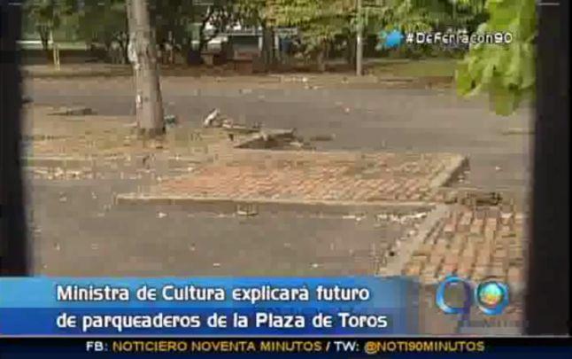 Mañana se define el futuro de los parqueaderos de la Plaza de Toros