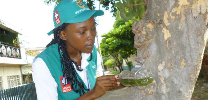 Jornada contra dengue y chikunguña en seis comunas de Cali