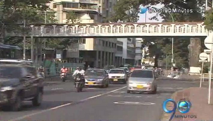 Secretaría de Infraestructura, indecisa para retirar puente del CAM