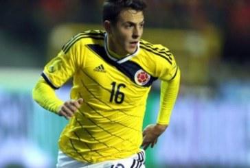 Santiago Arias sufre fractura en partido amistoso Colombia frente a Venezuela