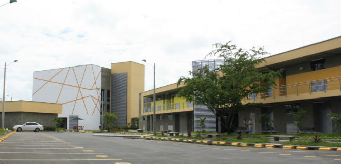 Santos inauguró Centro de Diseño Tecnológico en Aguablanca