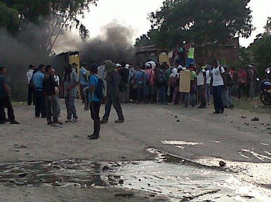 Cuatro heridos por enfrentamientos entre Esmad e indígenas
